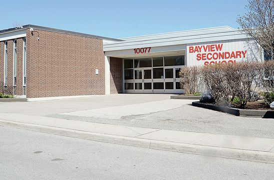 средняя школа в Канаде