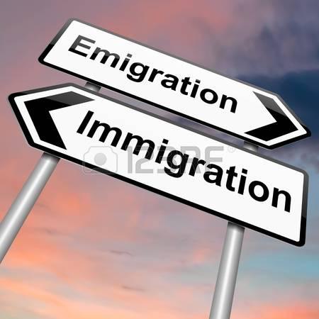 иммиграции