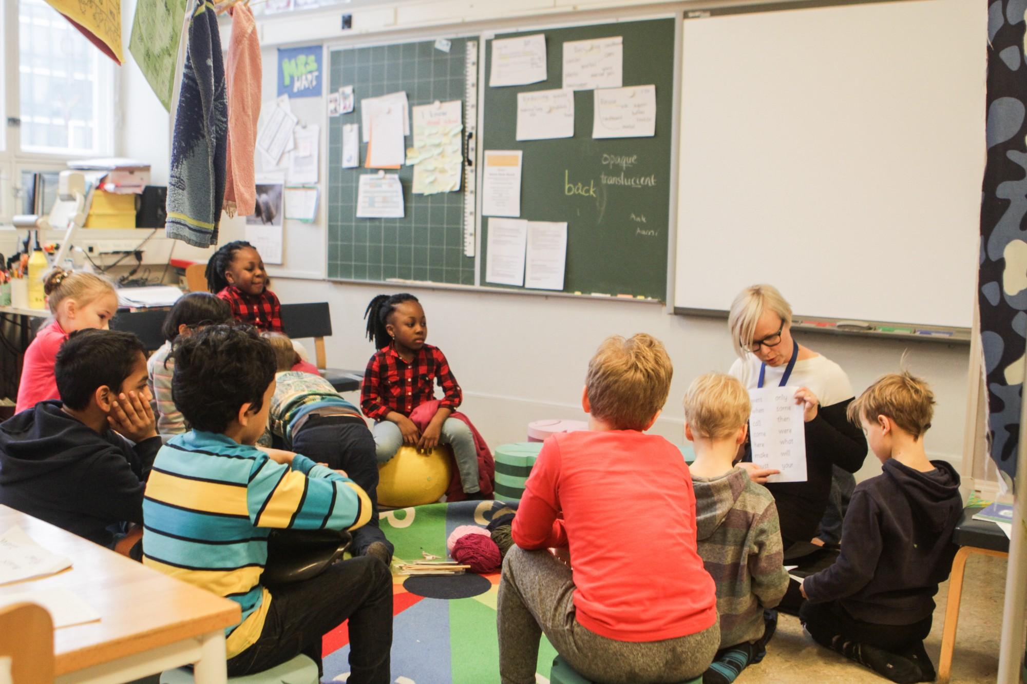 финской школе