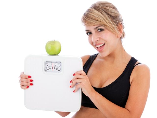 здоровый вес