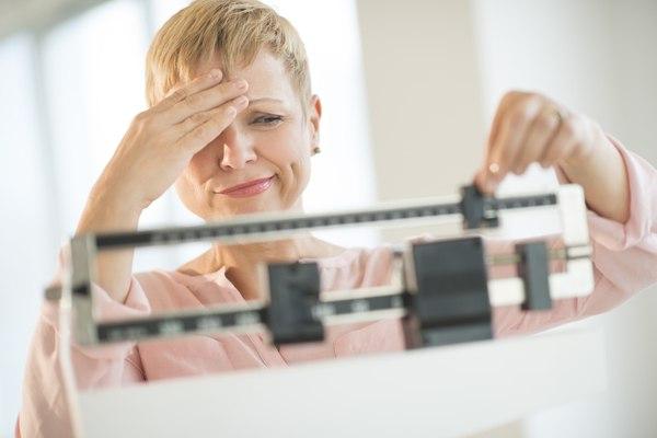 лишний вес и возраст